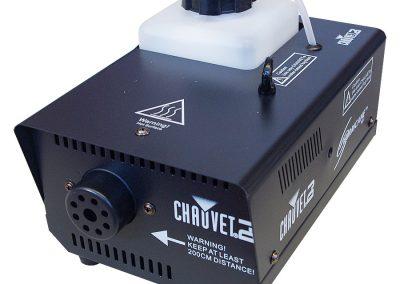 Máquina de humos Laberinto láser