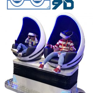 Cápsula 9d - 2 uni - realidad virtual