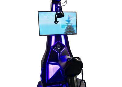 Silla de montar interactiva
