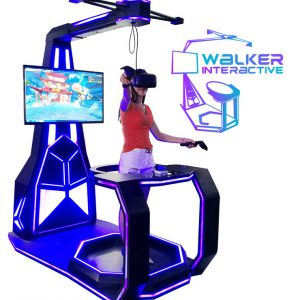 Walker Interactive - Atracción Virtual