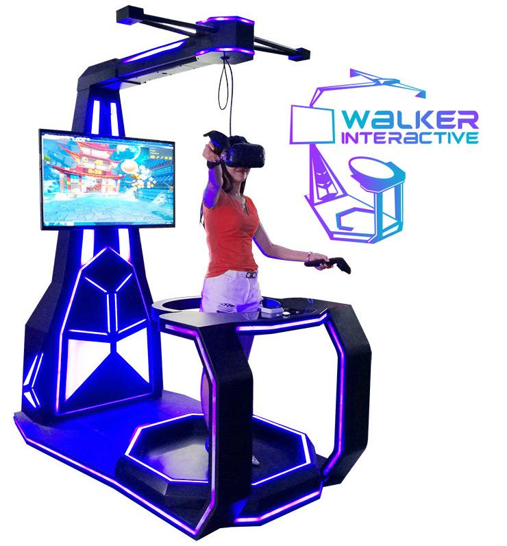 Walker Interactive - Atracción Virtual