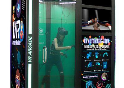 Arcade Atracción Virtual