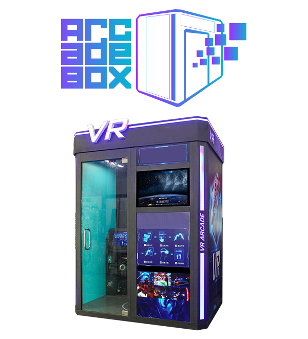 Arcade Box Atracción Virtual