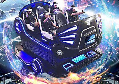 Family 6 Atracción Virtual