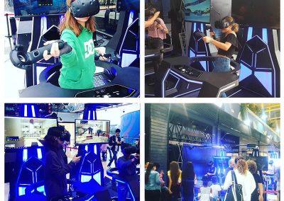 Parques interactivos virtuales